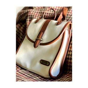 Vintage 1990's Liz Claiborne Crossover Bag